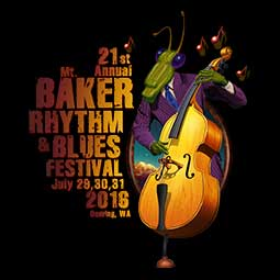 Mt. Baker Rhythm & Blues Festival